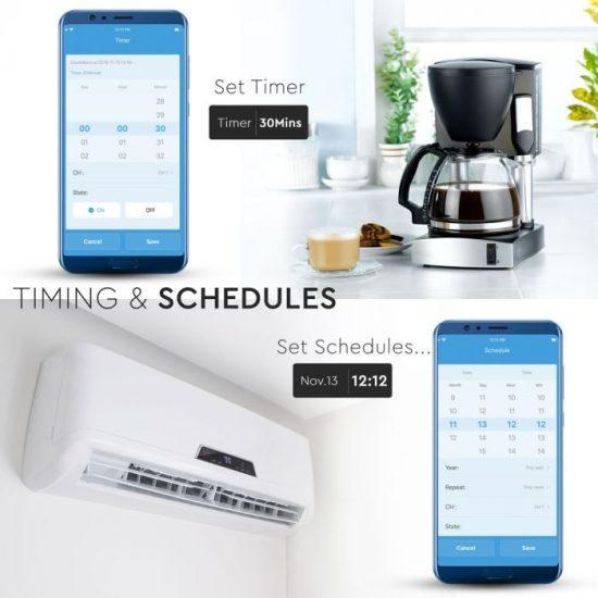 V-TAC LED SMART HOME KONNEKTOR / wifis vezérlés / VT-5001 8415