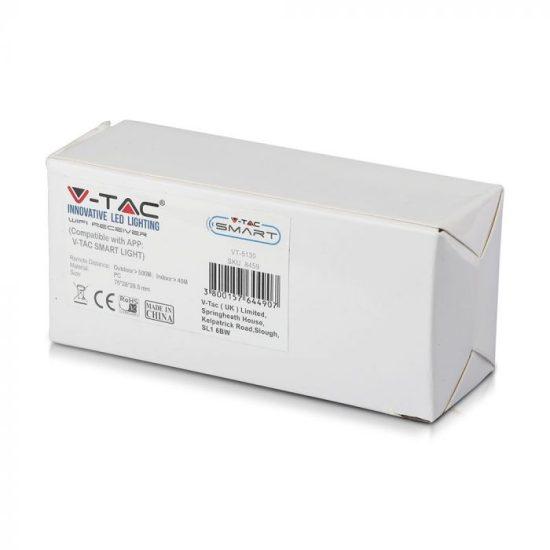 V-TAC WIFI-S SMART VEVŐEGYSÉG VEZETÉK NÉLKÜLI KAPCSOLÓKHOZ / SKU 8460-8461-8462 kompatibilis / VT-5130 8459