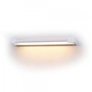 V-TAC LED Kifordítható fali lámpa / 18W / fehér / 60 cm / IP44 / meleg fehér VT-819 8533