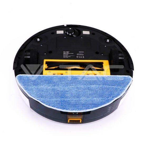 V-TAC SMART Robotporszívó - felmosó / fehér/ VT-5555 8649