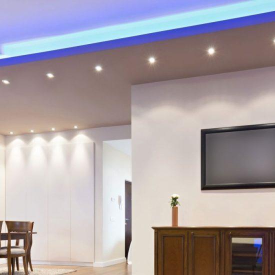 V-TAC LED SPOT/ GU10 / Samsung chip / 110°/ 8W /  VT-292 hideg fehér 874