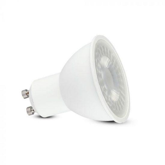 V-TAC LED SPOT / GU10 / 8W / 38° / 3000K - meleg fehér / 720lumen / Samsung chip / VT-291 875