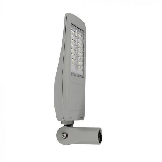 V-TAC LED DIMMELHETŐ UTCAI VILÁGÍTÓ / 120W / IP65 / szürke / hideg fehér - 5700K / 16800lumen / Samsung chip / VT-122ST 886