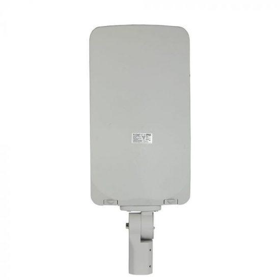 V-TAC LED DIMMELHETŐ UTCAI VILÁGÍTÓ / 200W / IP65 / szürke / nappali fehér - 4000K / 28000lumen / Samsung chip / VT-202ST 889