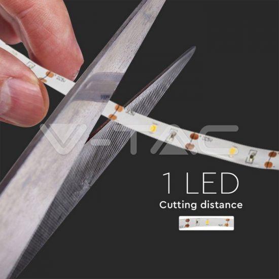 V-TAC 2,4W Elemes LED szalag 4000K/VT-8082/2574