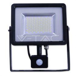 Mozgásérzékelős LED reflektor